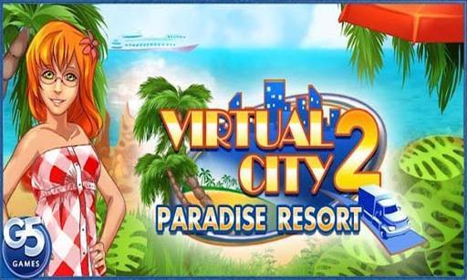 虚拟城市2之天堂度假村 Virtual City Paradise Resort截图1