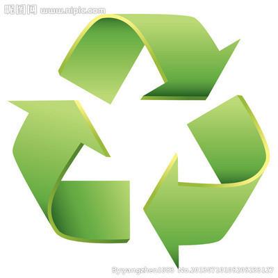 环保标志怎么画