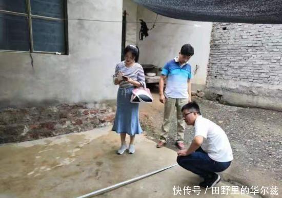宝丰县闹店镇:无障碍改造实对实 全面验收真对真