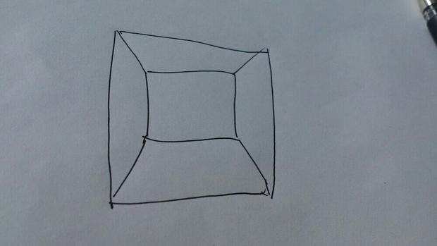 卡通热气球简笔画图片_折纸大全
