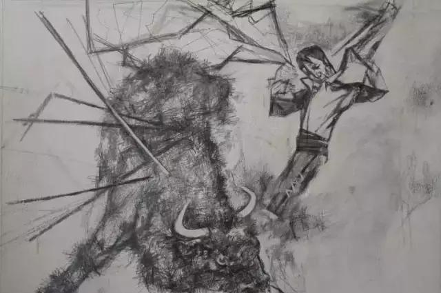 俄罗斯素描画家怎么处理素描关系 ART 第21张
