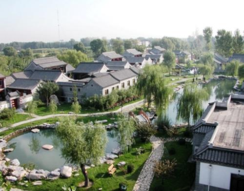 蟹岛度假村,地址位于北京朝阳区首都机场辅路南侧,消费特色:四季采摘