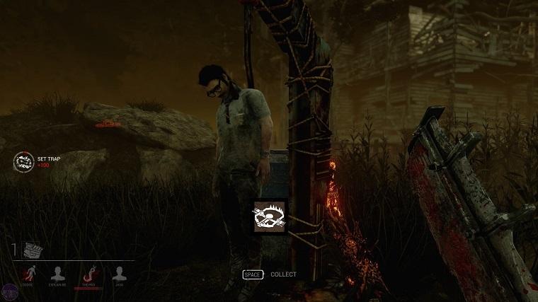 《黎明杀机》游戏画面