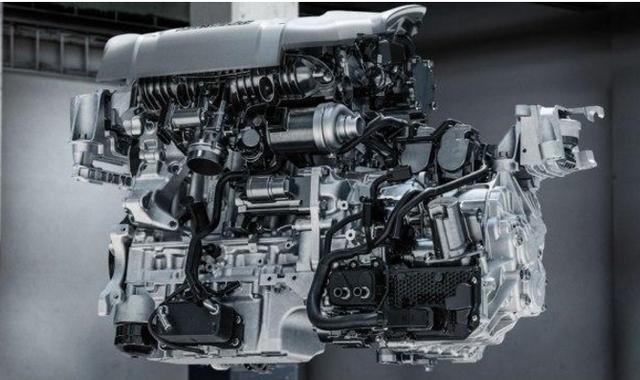 传动方面,匹配6挡手动变速箱,6挡自动变速箱和7挡双离合变速箱三种