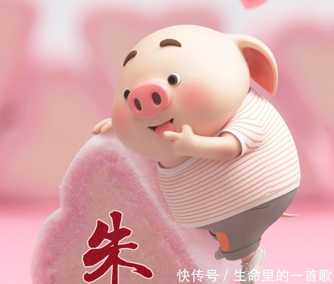 萌萌哒的猪猪头像 萌萌的猪猪头像
