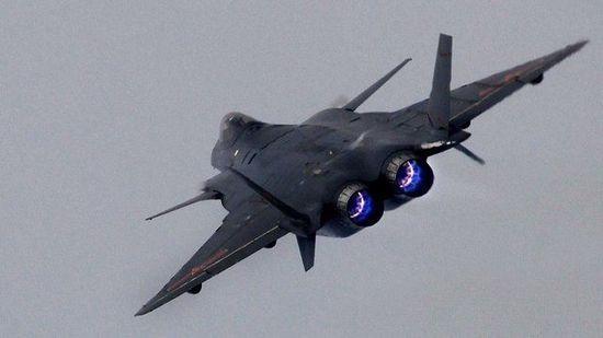 狂甩空自十年以上 中国这款战机让日本下了血本 - 马骁-v-mzm - 马骁