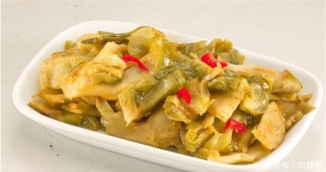 法国酸黄瓜、德国甜酸甘蓝、涪陵榨菜 世界三大腌菜奇迹