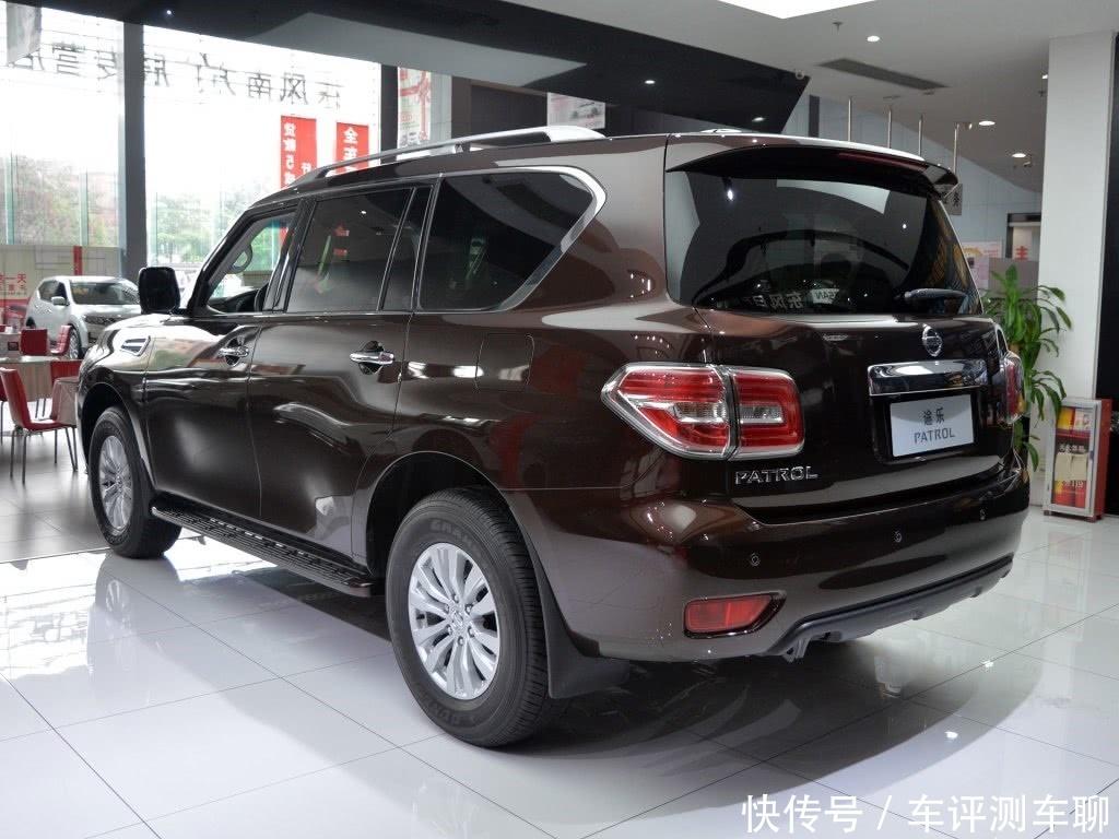 0l自然吸气发动机,搭载7at变速箱.新车起步价仅52万,还买啥普拉多?