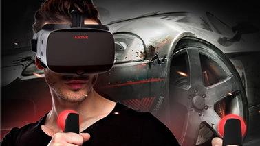 蚁视VR获重大升级 双手柄操控支持SteamVR