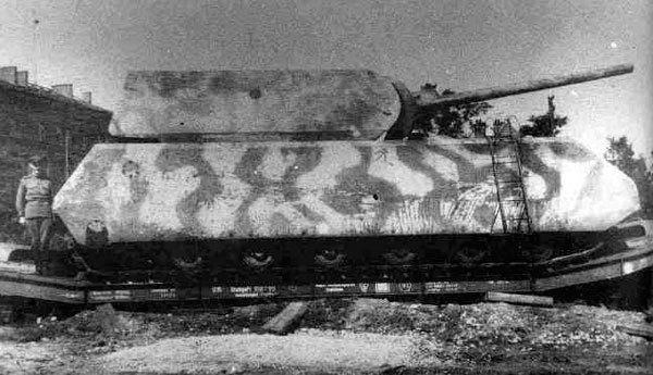 鼠式超重型坦克