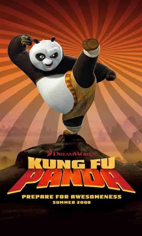 功夫熊猫高清图片