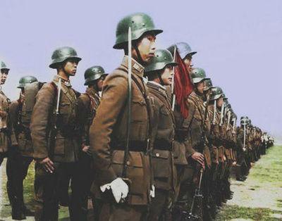 国力悬殊战力何在?抗战前中日军备对比