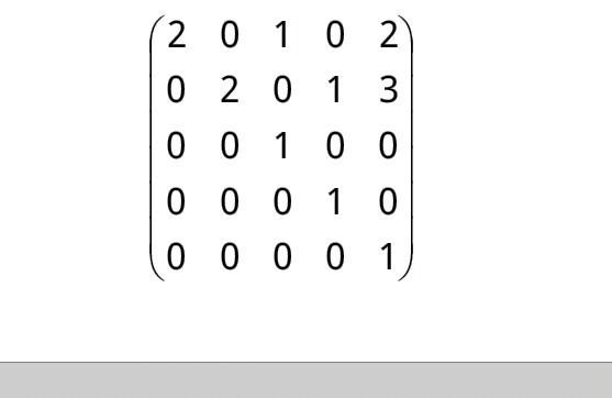 怎么用分块求五阶矩阵的逆矩阵_360问答