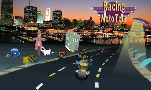 摩托车巡回赛 Racing Moto Tour截图1