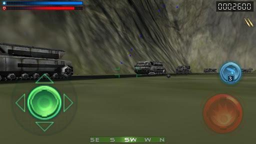 侦察坦克3D截图3
