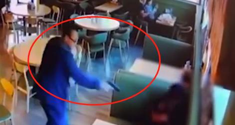 美国两名华人男女餐厅遭枪杀!现场曝光:凶手多次补枪,身份令人不寒而栗!