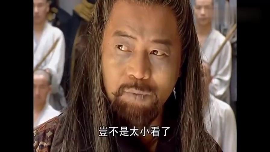 江湖:少林寺比武,任我行败给了左冷禅,令狐冲全新境界霸气出场