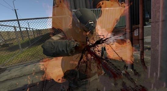 VR游戏《虚拟战士》上线