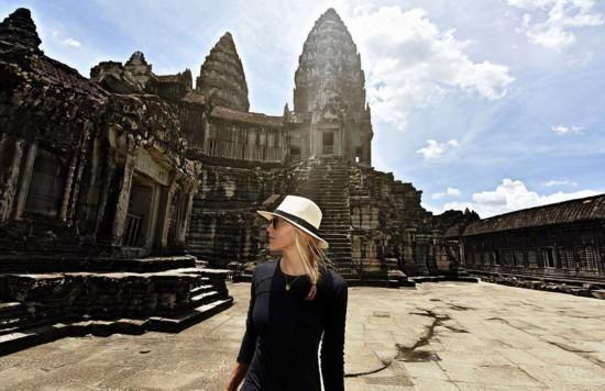 美國一女子15個月環遊180個國家或破紀錄