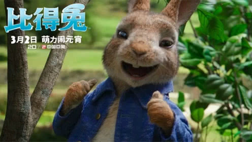 《比得兔》萌兔向导带你玩转英伦 攻陷你的少女心