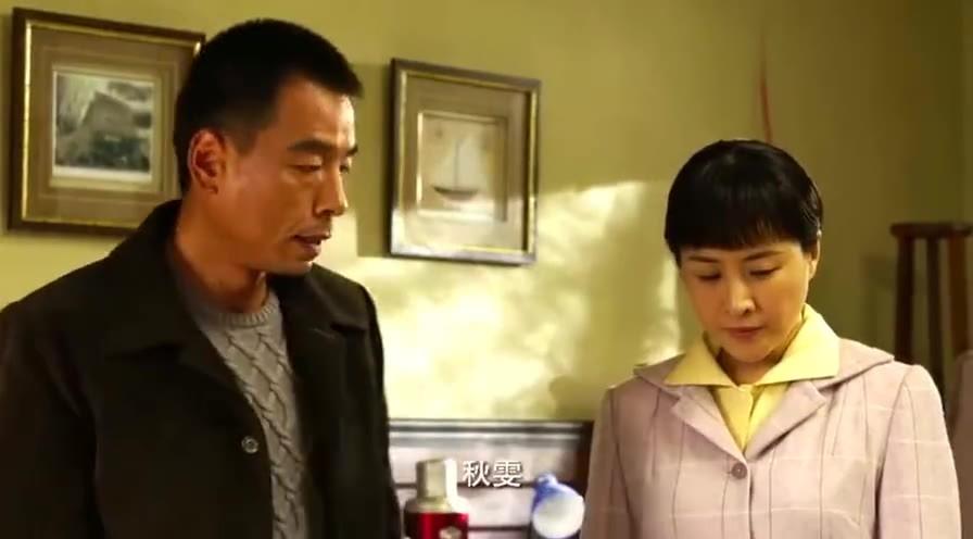 婆婆死前想见秋雯,王开翠拦着不让,董援朝一嗓子吼哭了她