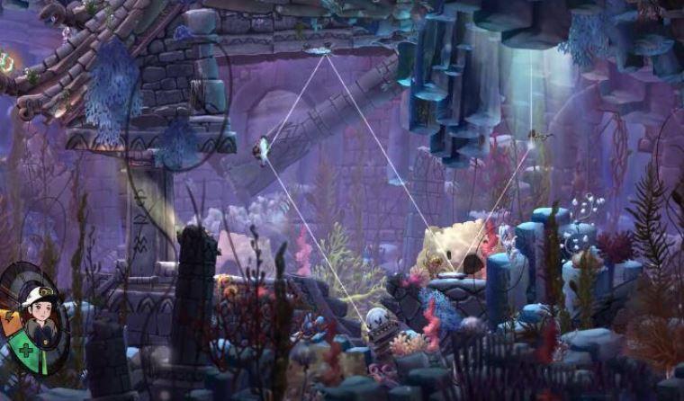 全深海之歌谜题攻略 全机关、宝箱、门打开方法