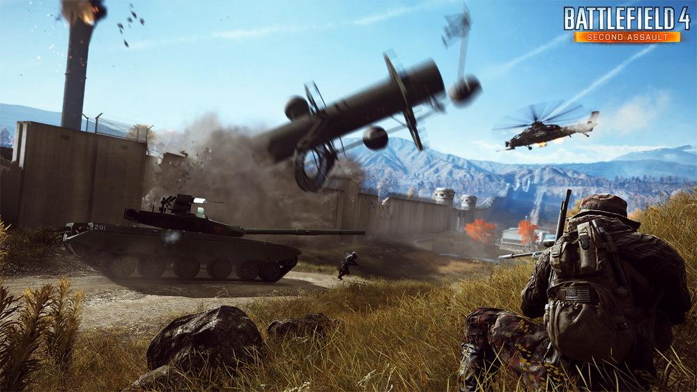 《战地4》二次进攻DLC免费
