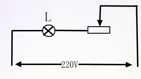 此可调节灯电路图设计存在什么问题