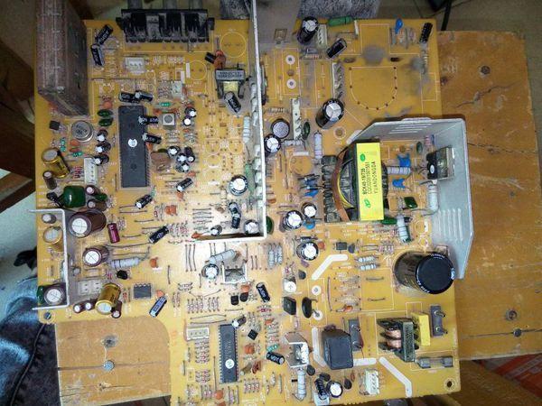 学生制作简单电路实物
