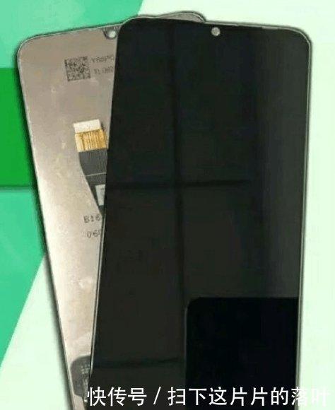 三星A8S前面板曝光, 确定首发屏幕开孔技术, 价