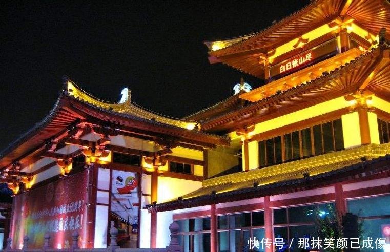 亚洲最炫美的雕塑在西安!夏天纳凉胜地带你穿越大唐盛世! 行业新闻 丰雄广告第2张