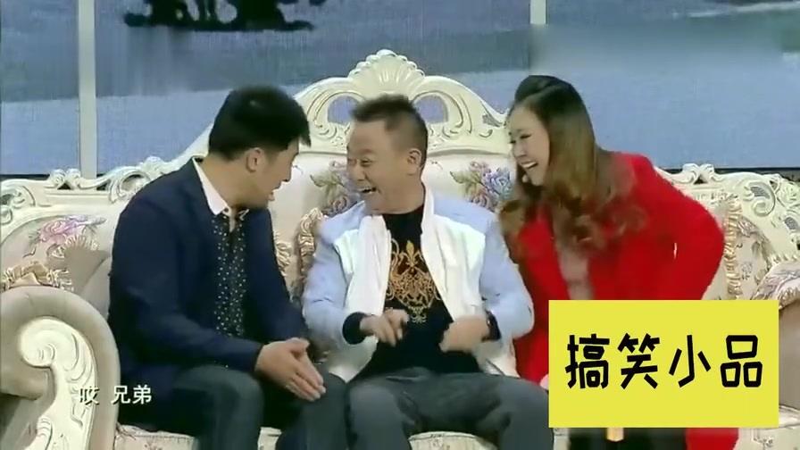 小品《一房二主》:邵峰变身窃贼偶遇孙涛,也太逗了