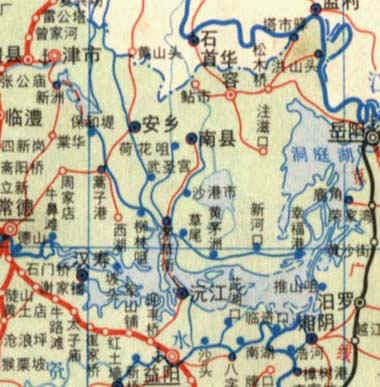在行政区划上,包括岳阳