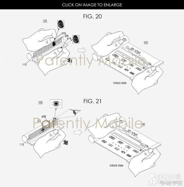 全球首款折叠屏 三星Galaxy X有望发布