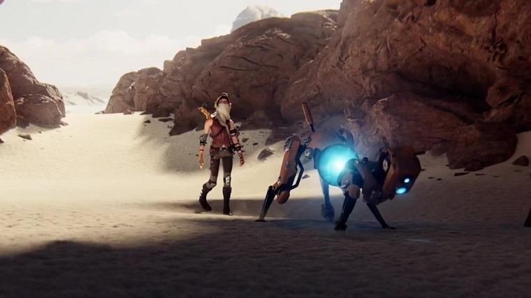 《再生核心》游戏画面