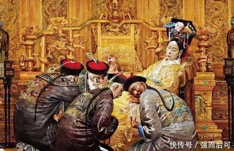 李莲英表姐去世前爆出秘密,慈禧并非病逝,太医怕死不敢说!
