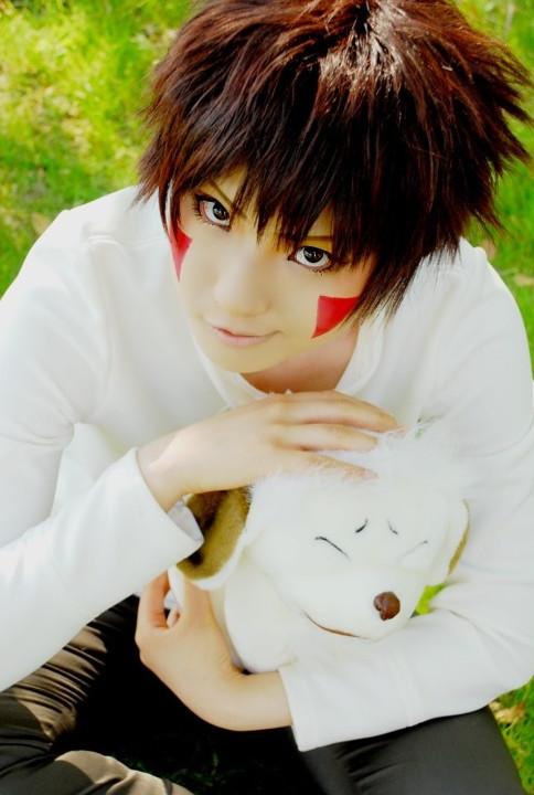 犬冢牙cosplay(1).jpg
