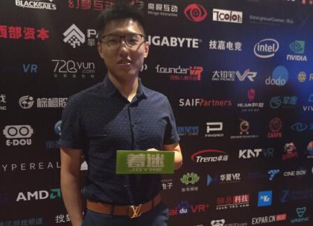 着迷VR访:亿次元科技CEO李运庆 做玩家上瘾的VR游戏