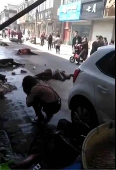 【转】北京时间      女司机开车连撞7名老人 惊慌失措吓得直哭 - 妙康居士 - 妙康居士~晴樵雪读的博客