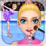 冰雪公主花样滑冰 - 免费女孩游