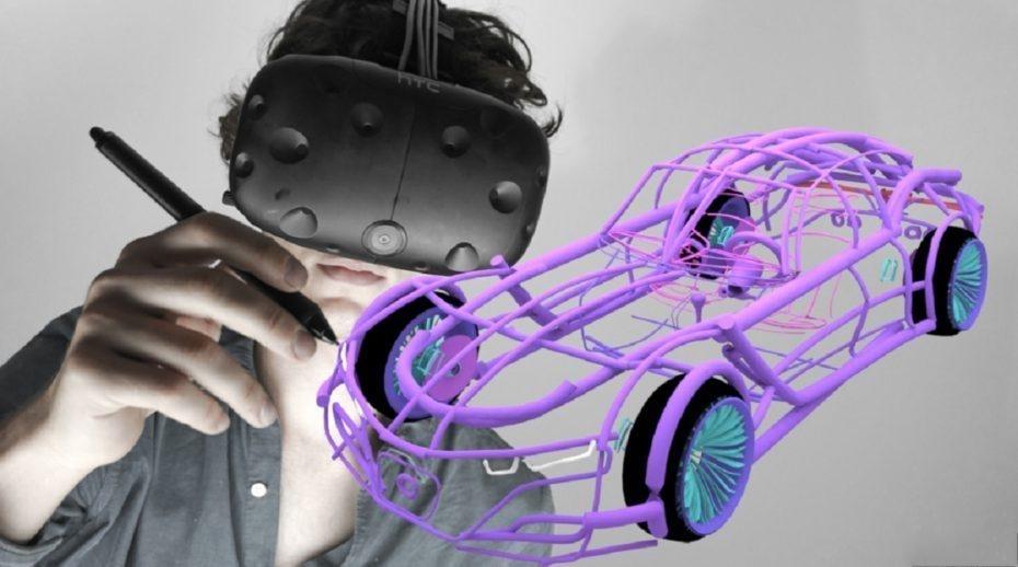 Gravity Sketch成为VR 3D设计软件