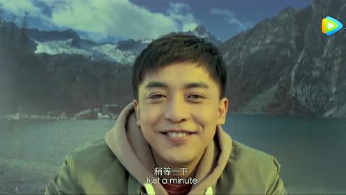 精彩片段:荒野生存战李晨获胜狂嘚瑟
