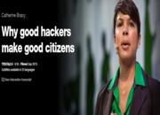 【第47期】为什么好的黑客可以塑造好公民