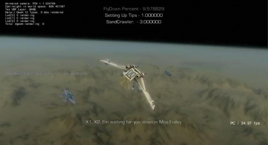 《星球大战:前线3》演示曝光