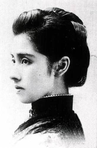 明治第一美人的丈夫挑起甲午战争,战后却批评日本人 - 挥斥方遒 - 挥斥方遒的博客