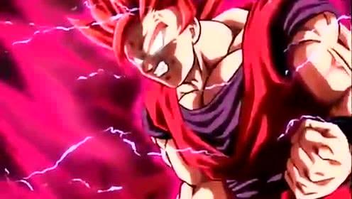 龙珠超 悟空完全体太帅了 贝吉塔成为破坏神