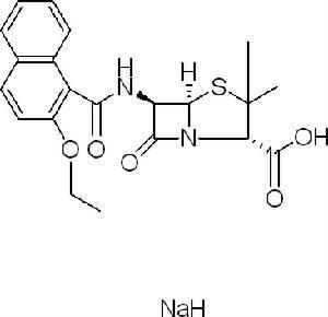 使用前应用本品或青霉素作过敏试验