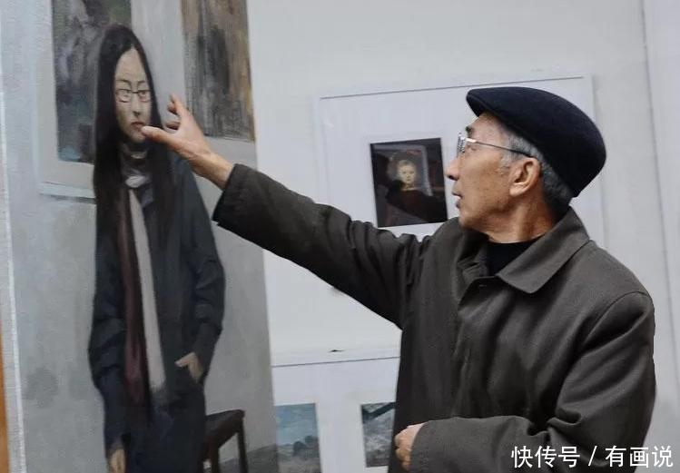 他画1幅少女画像,为何卖出8510万?专家:放大看,两个细节