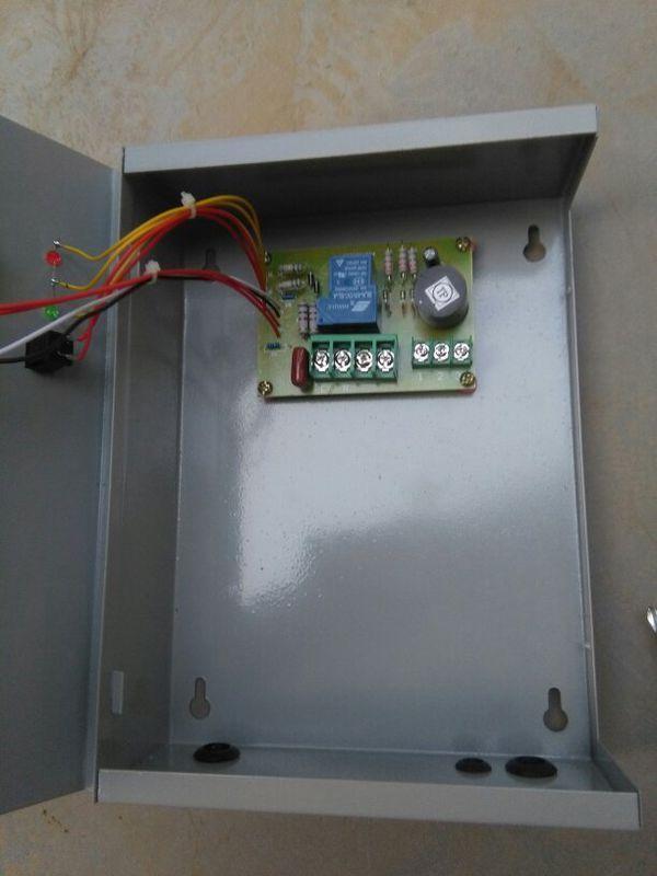 这个压力罐自动上水的,能控制三相电机吗?