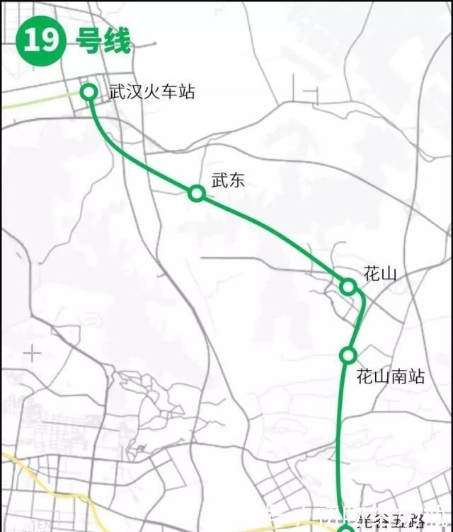 5年新建成8条地铁线!武汉地铁处理再提速!建设鸭脖的方法图片